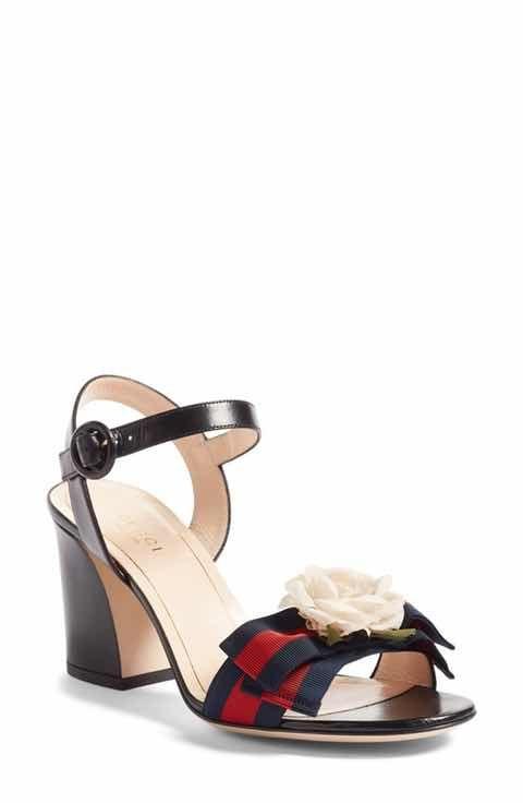 684e932225a1 Gucci Cindi Quarter Strap Sandal (Women)