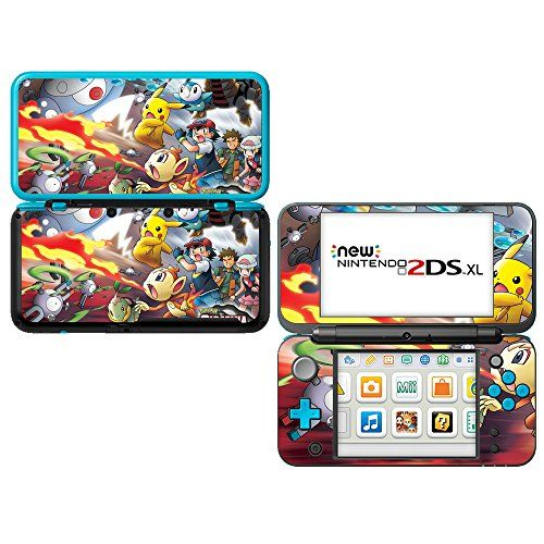 Pokemon #2 Ho-oh Vinyl Skin Sticker Decal Cover Great Varieties Faceplates, Decals & Stickers Video Games & Consoles new 3ds Xl