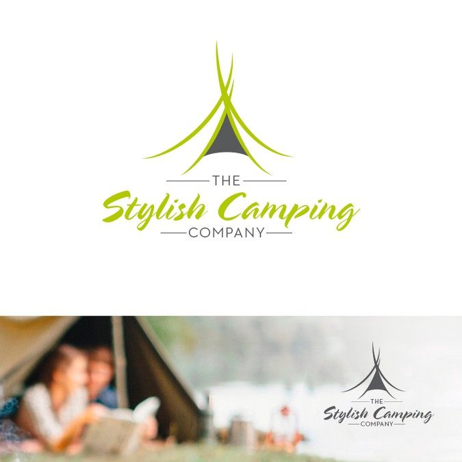 Create a logo for a luxury camping equipment online retailer
