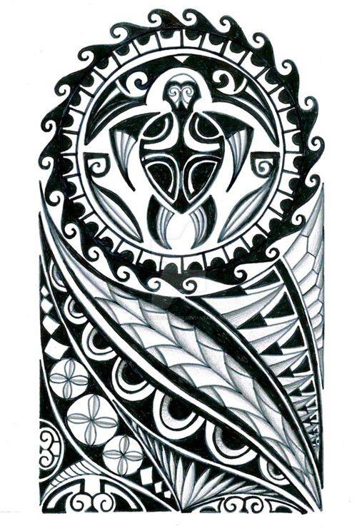 Interesting Nice Ideas Pinterest Polynesian Tattoo Designs