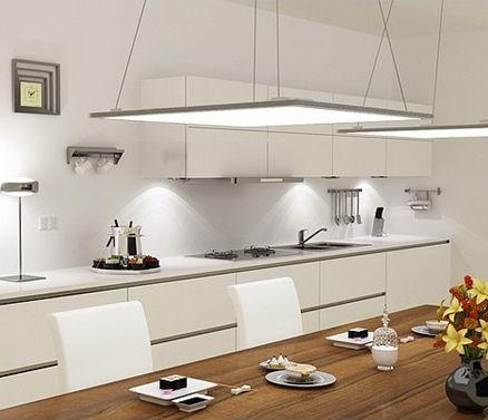 Barre LED per illuminazione di cucine e piani di lavoro | Køkken ...