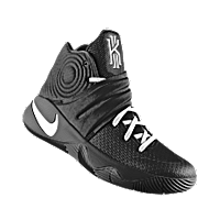 timeless design 80f36 dfdd3 Nike Kyrie 2 iD men s basketball shoe (Black White)