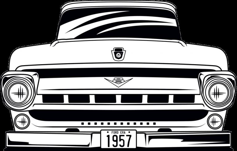 Pin On Classic Ford Trucks