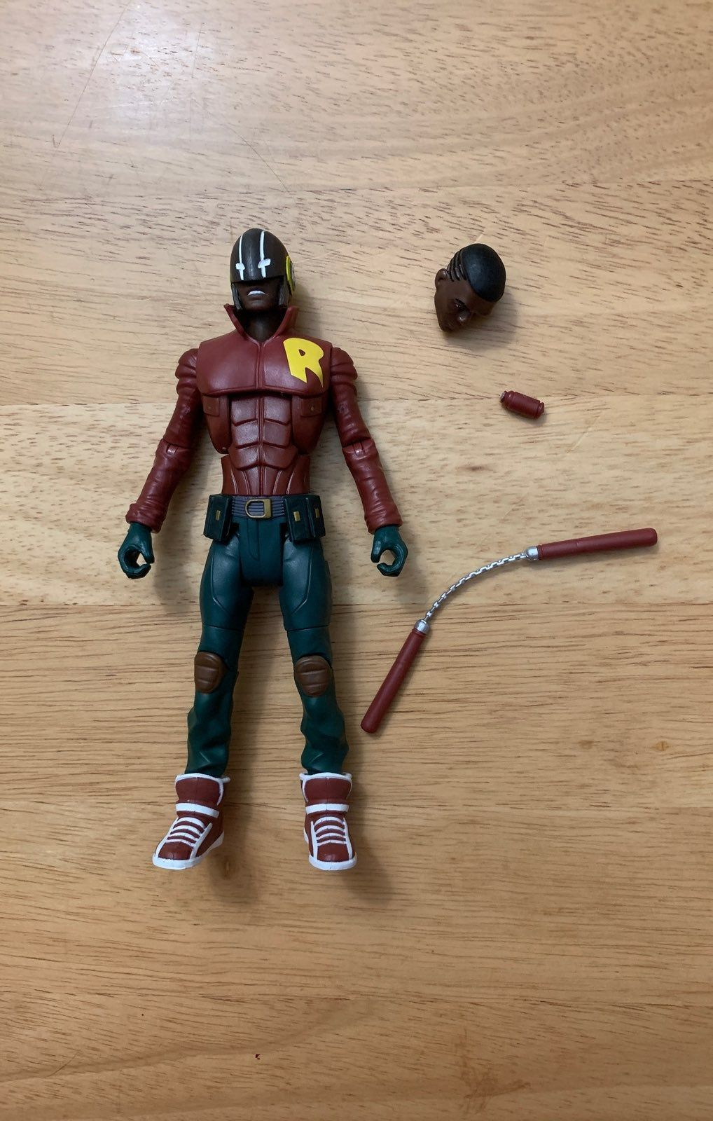 Duke as Robin in great condition only used for display