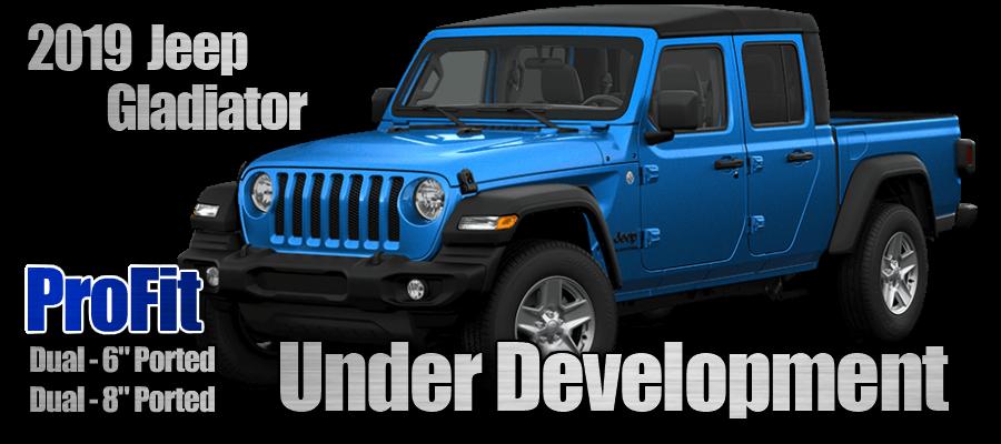 2019 20 Jeep Gladiator Dual 6 5 Profit Ported Subwoofer Enclosure