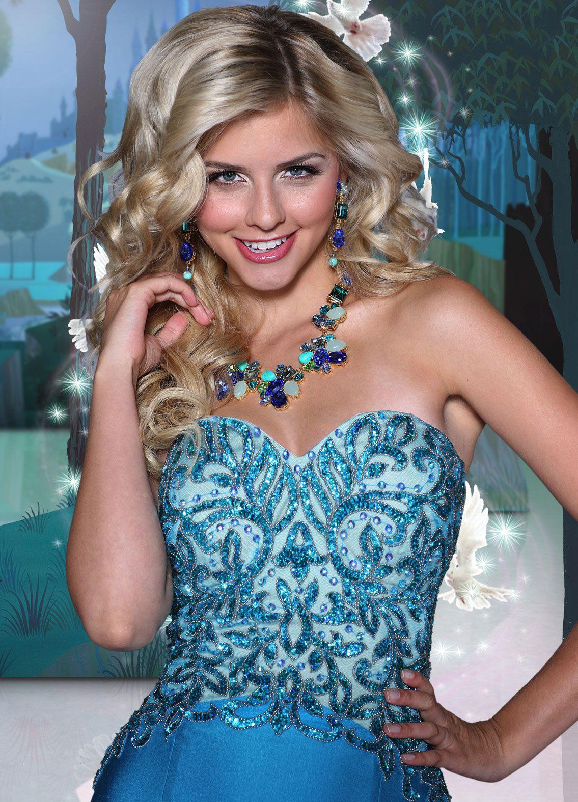 Disney Forever Enchanted Prom Dresses | Prom / semi | Pinterest ...