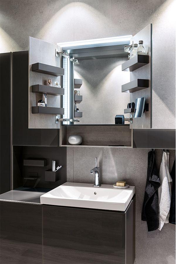 Badezimmer Ideen Aufbewahrung Dieser Spiegelschrank