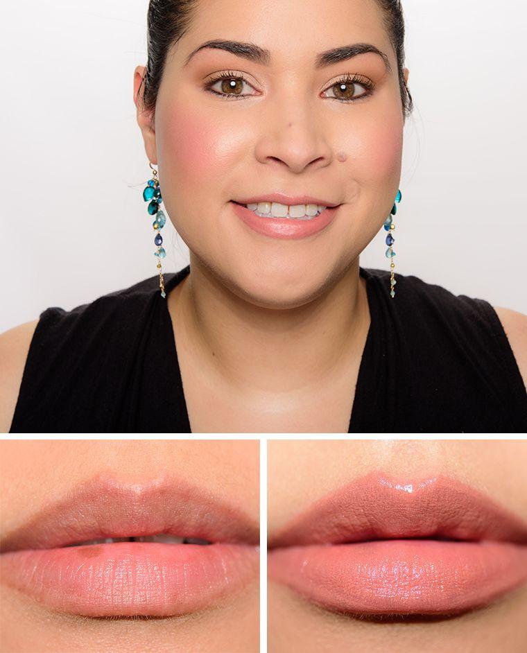 Zeer MAC Shy Girl Lipstick Review & Swatches | Pretties | Lipstick #SK15