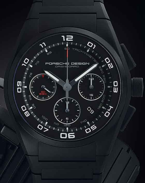 Watch Test Porsche Design P6620 Dashboard Watches And Sunglasses