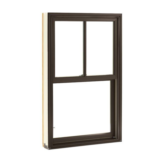 Two Over One Windows Marvin House Exterior Decor