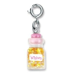 Wishes Bottle Charm - Shop CHARM IT!