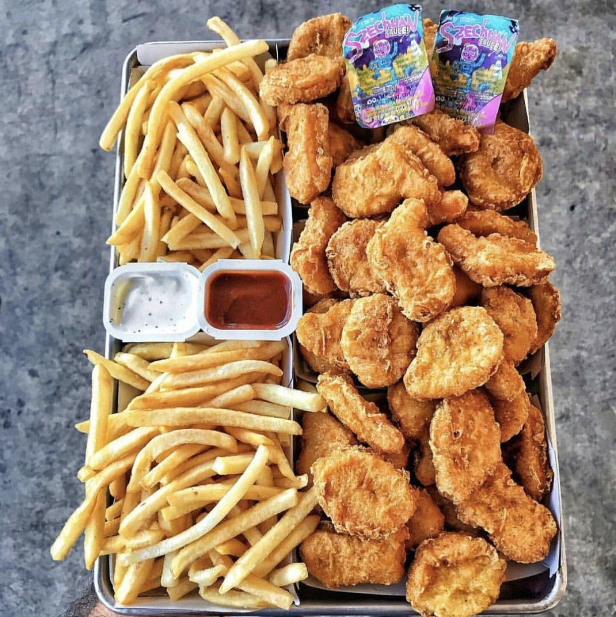 Ebony fast food