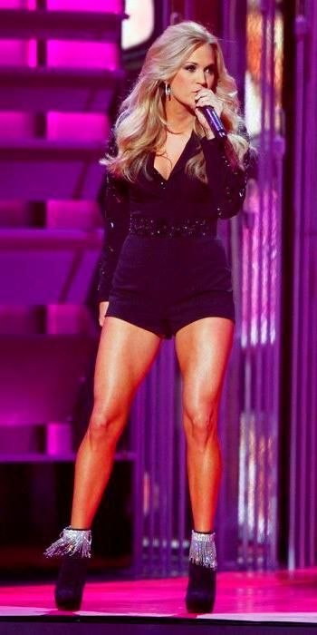 Carrie Underwood Leg Workout #carrieunderwoodlegworkout