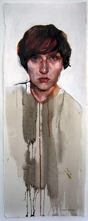 Medium 2, Sarah Takahashi. I absolutely adore her body of work.