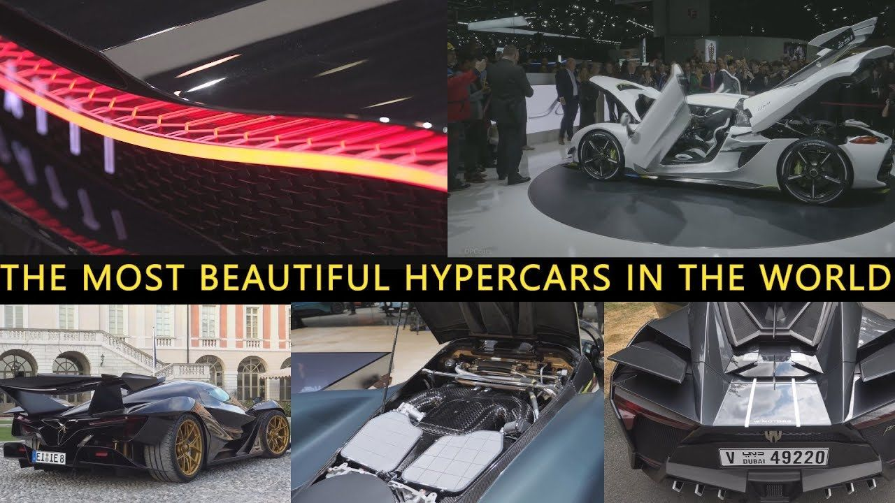 In This Compilation You Will See Top 5 The Most Beautiful And Fastest Supercars In The World 2019 2020 Car In The World World Beautiful