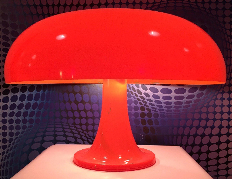 """Vintage italian Artemide desk lamp """"nesso"""" by Giancarlo Mattioli by Deerstedt on Etsy https://www.etsy.com/listing/231311554/vintage-italian-artemide-desk-lamp-nesso"""