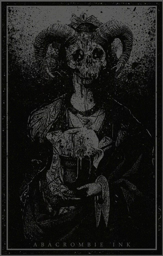 Tumblr | Death art, Satanic art, Occult art