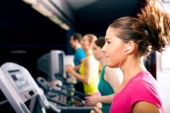 An upbeat treadmill-ready mix