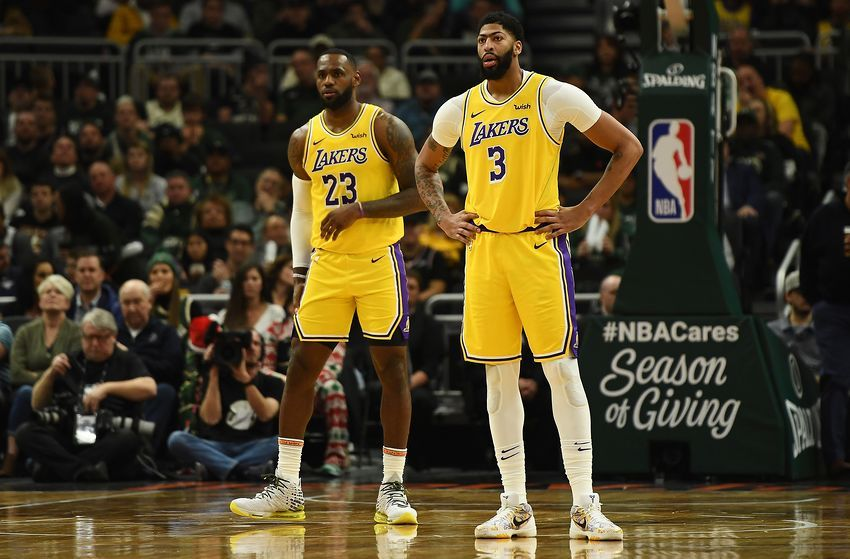 Los Angeles Lakers Top 5 Power Forwards Of The 2010s In 2020 Nba News Los Angeles Lakers Lakers Team