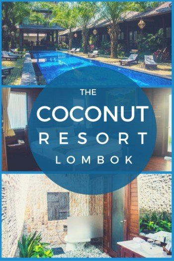 Looking for a gorgeous Lombok Bungalow? The Coconut Resort Lombok is a luxurious resort just out of Central Senggigi at a really affordable price.
