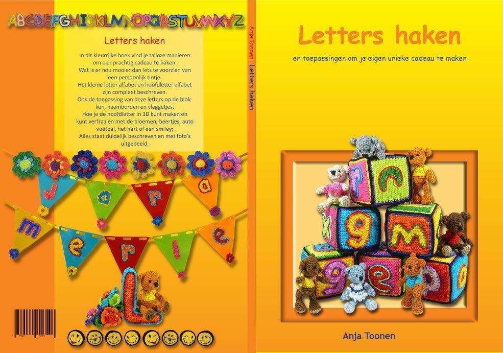 Home Haakpret Amigurumi Crochet Plushies Haken Letteren Boeken