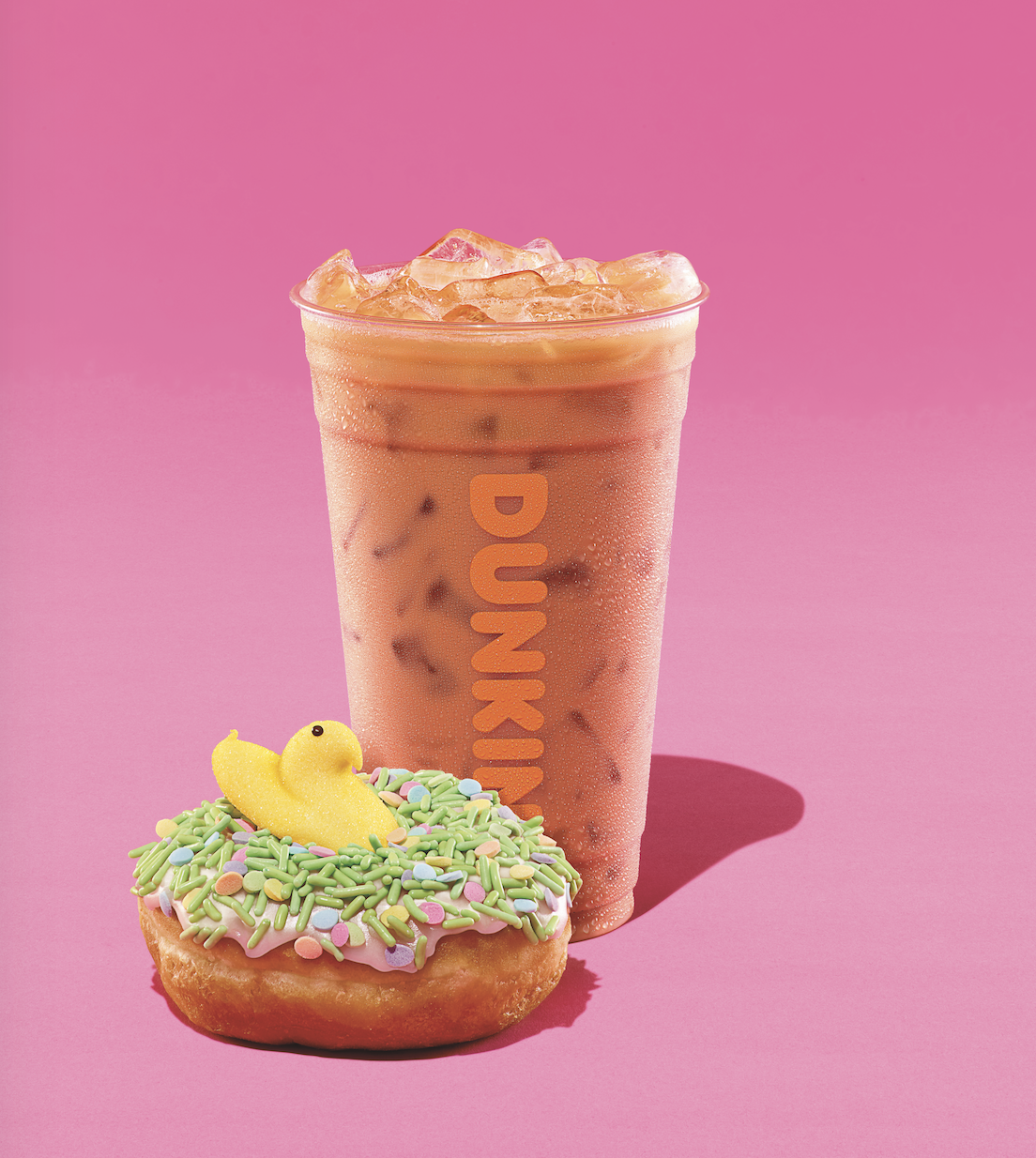 Dunkin's New Coffee Tastes EXACTLY Like A Peeps