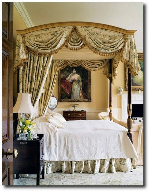 Georgian Style And Design For Contemporary Living Henrietta - Georgian style bedroom furniture