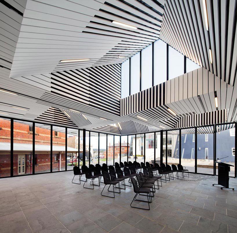 Searle X Waldron Architecture Annexe Of Art