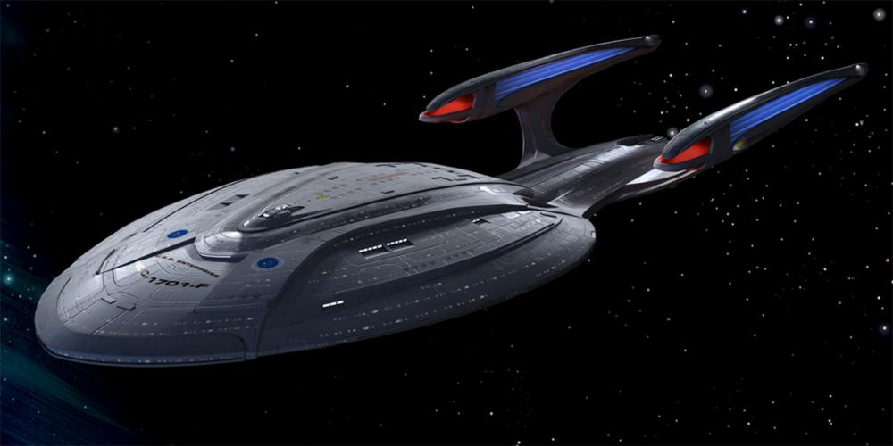 U S S Enterprise Ncc 1701 F Star Trek Bonus Starships Revealed Star Trek Bridge Star Trek Pin Star Trek Starships