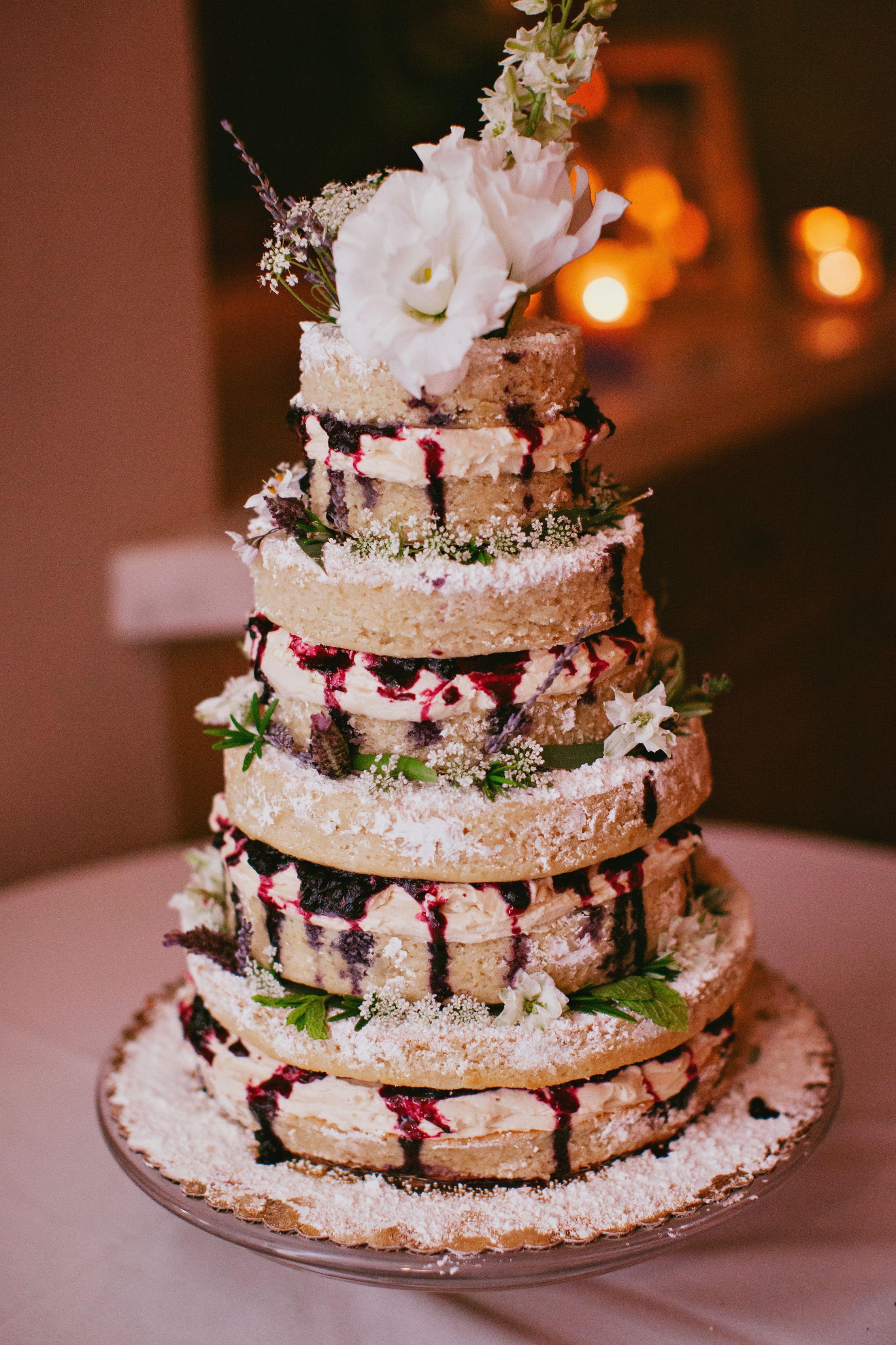How I Made a Glam 3 Tier Vegan Wedding Cake & Lived to