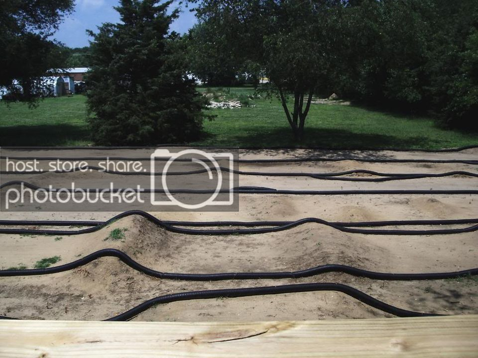 Building a track in my backyard. ohh yeah!!!! - Page 4 - R ...