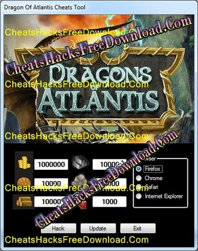 Contact Support Tool Hacks Cheating Atlantis