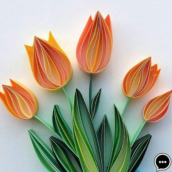 Tulips by Sena Runa