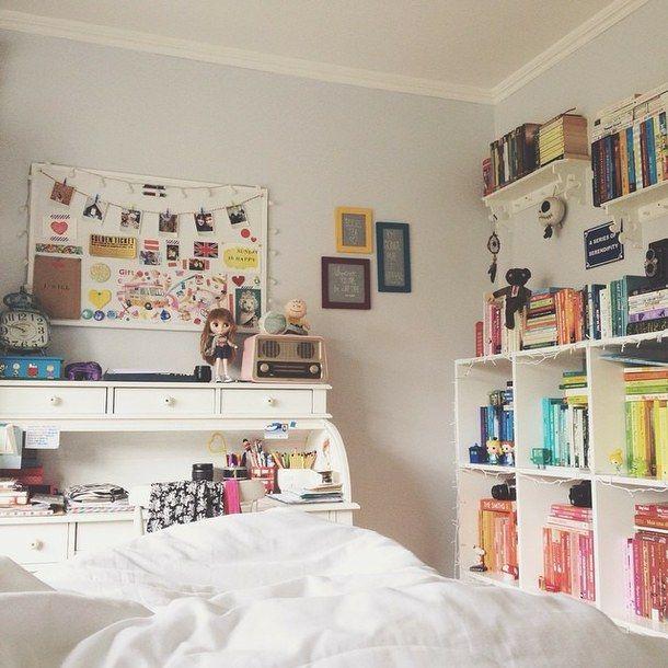 Home Cinema Design Szukaj W Google: Tumblr Room Bookshelf - Szukaj W Google