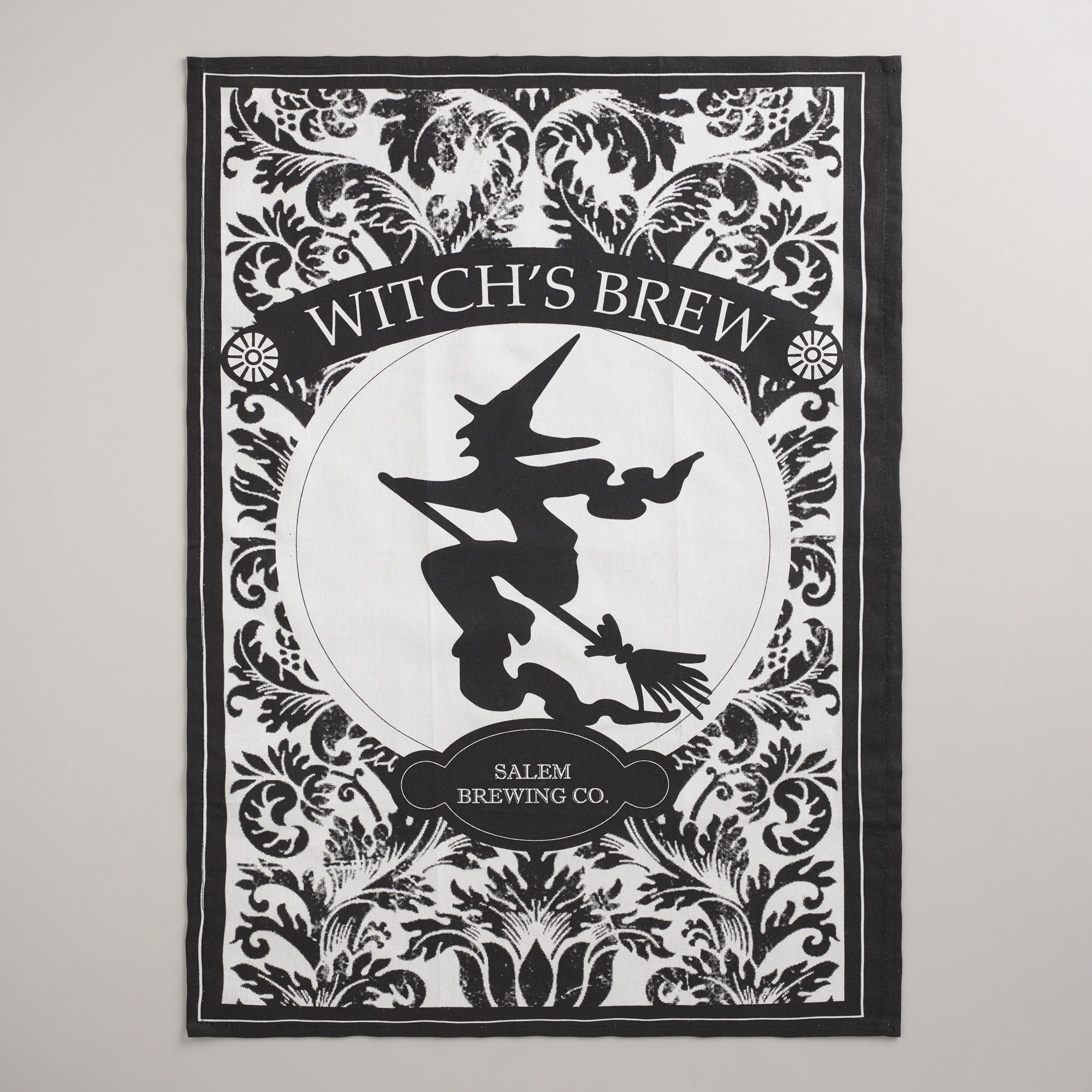 Kitchen Witchery: Towel for the #Kitchen #Witch, World Market ...