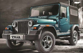 Signature Edition Mahindra Thar Launch In India Get Abs System In