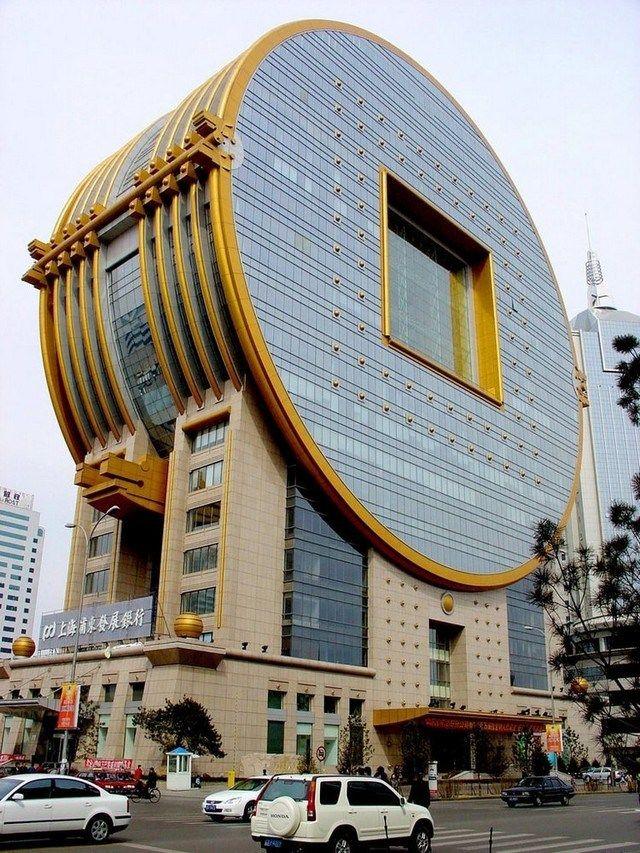 10 Dos Edificios Mais Estranhos Que Existem Na China Com Imagens