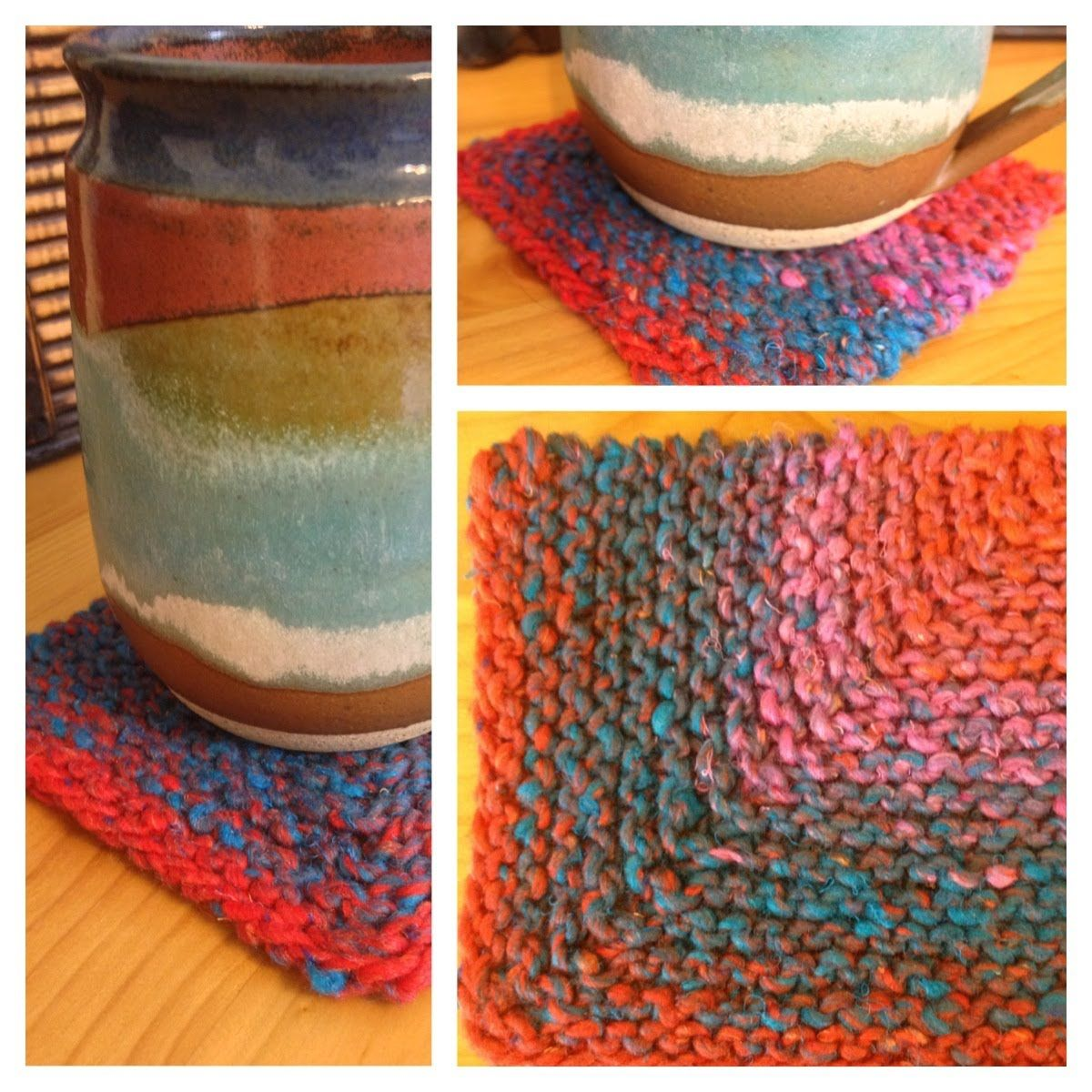 How To Knit Mitered Square - Knitting For Beginners