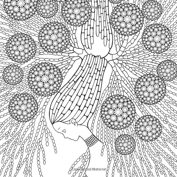 Hada Champú: Un Enchanted Coloring Book: Jo Su-Jin: 9781626923249 ...