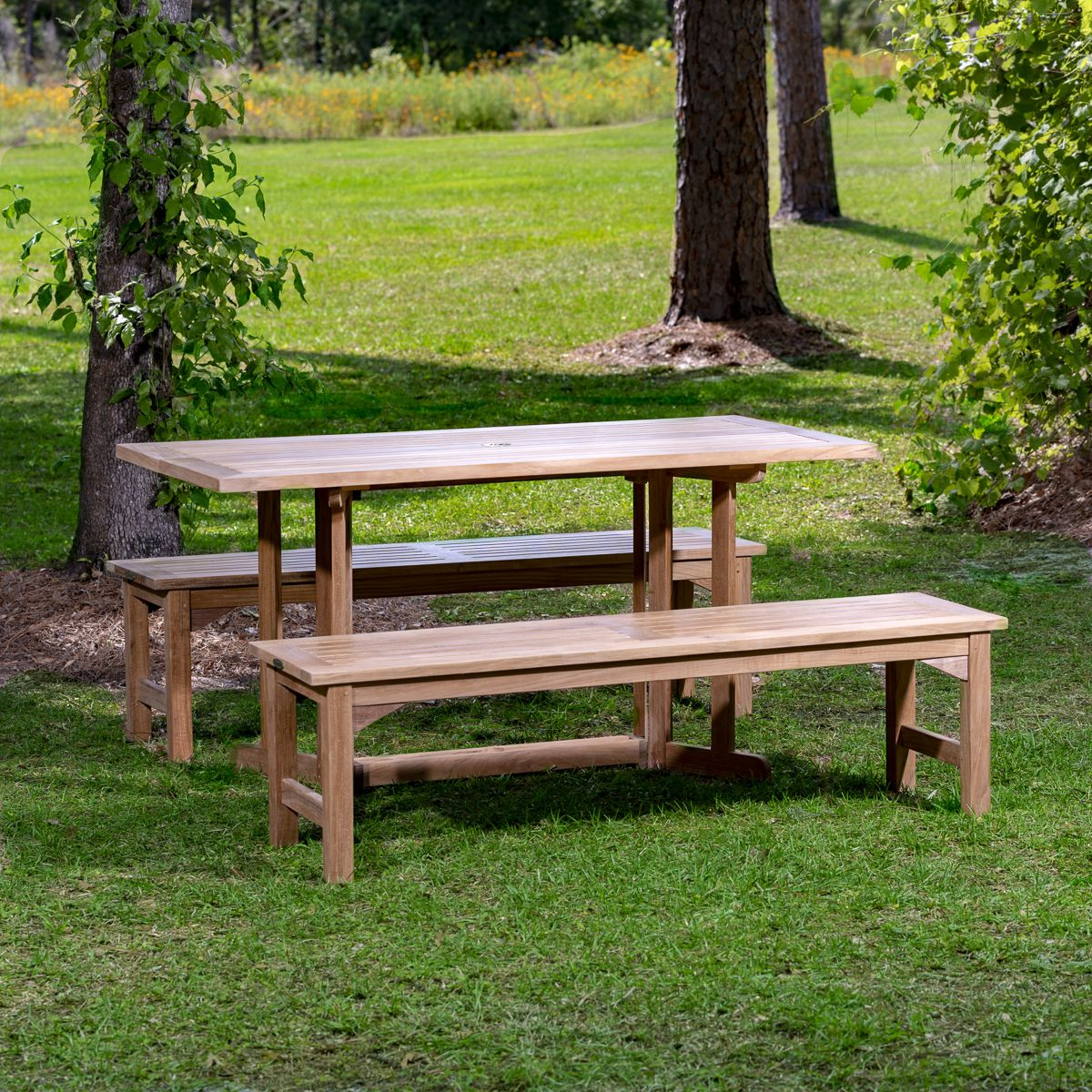Outdoor Picnic Benches And Picnic Tables Are Crafted To Last