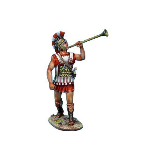 AG045 Persian Heavy Infantry Shield Bearer #1 by First Legion