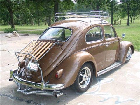 Vw Beetle Roof Rack And Deck Lid Rack Beetle Mania