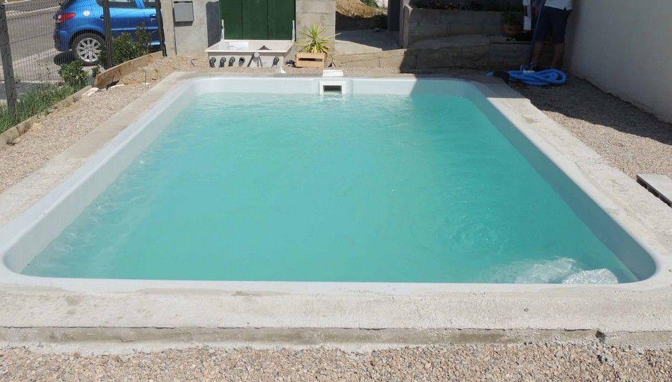 piscine coque m carcassone gamme pr te. Black Bedroom Furniture Sets. Home Design Ideas