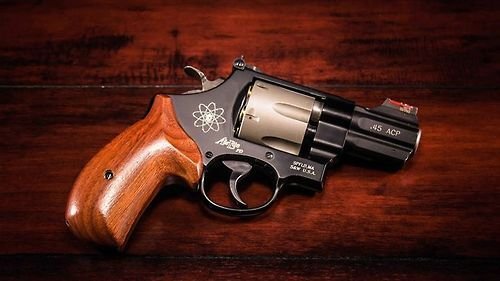 Smith and Wesson 325PD Airlite .45 ACP