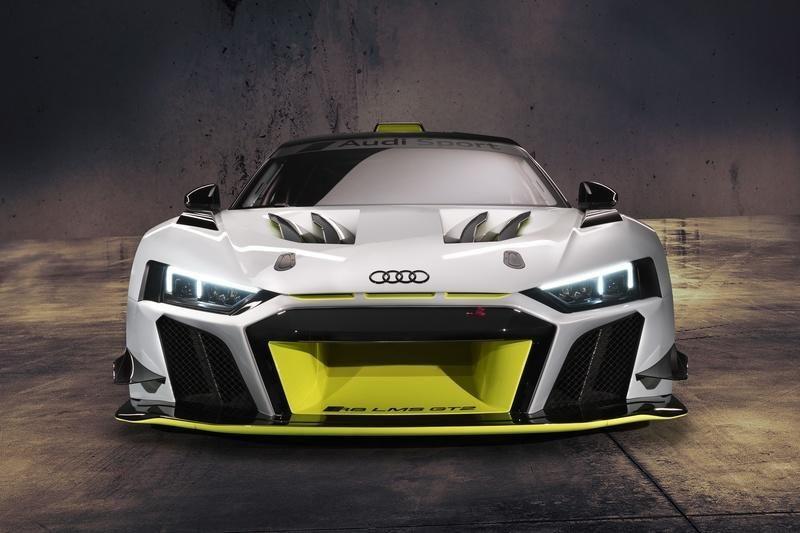 2020 Audi R8 Lms Gt2 Audi Audi R8 Race Cars