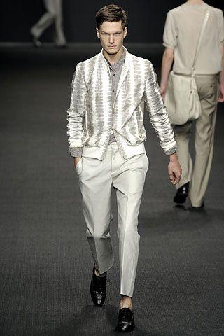 Fendi | Spring 2009 Menswear Collection | Style.com