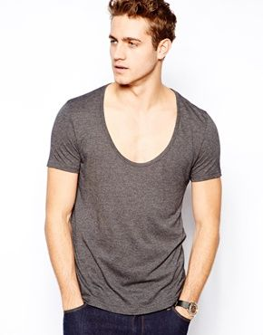 b1479d84d0bd mens scoop neck tee - Google Search | MENS FASHION:::::: in 2019 ...