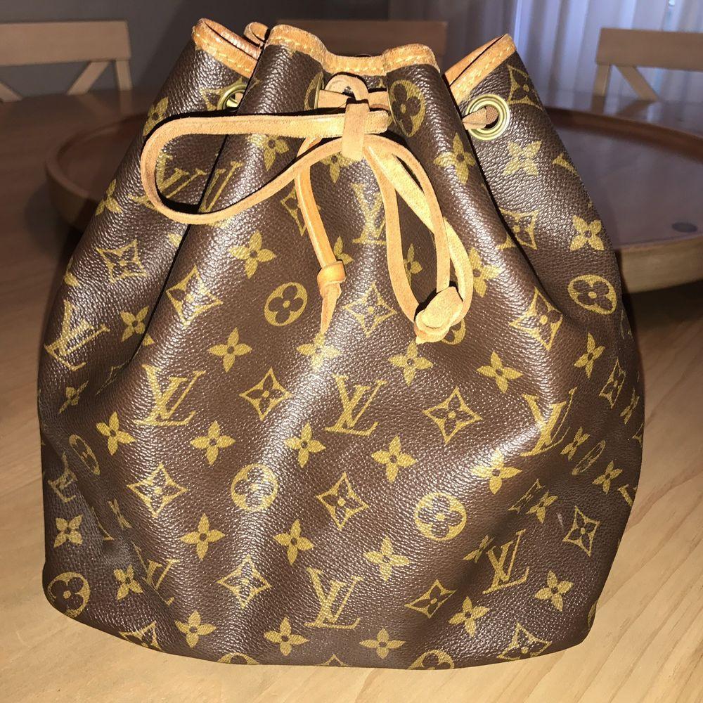 Louis Vuitton Monogram Shoulder Bag Petit Noe Vintage ...