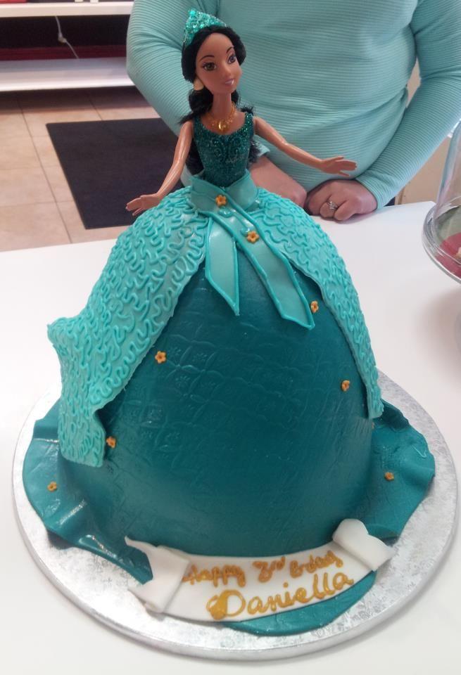 Princess Jasmine Cake Cakes In 2019 Princess Jasmine