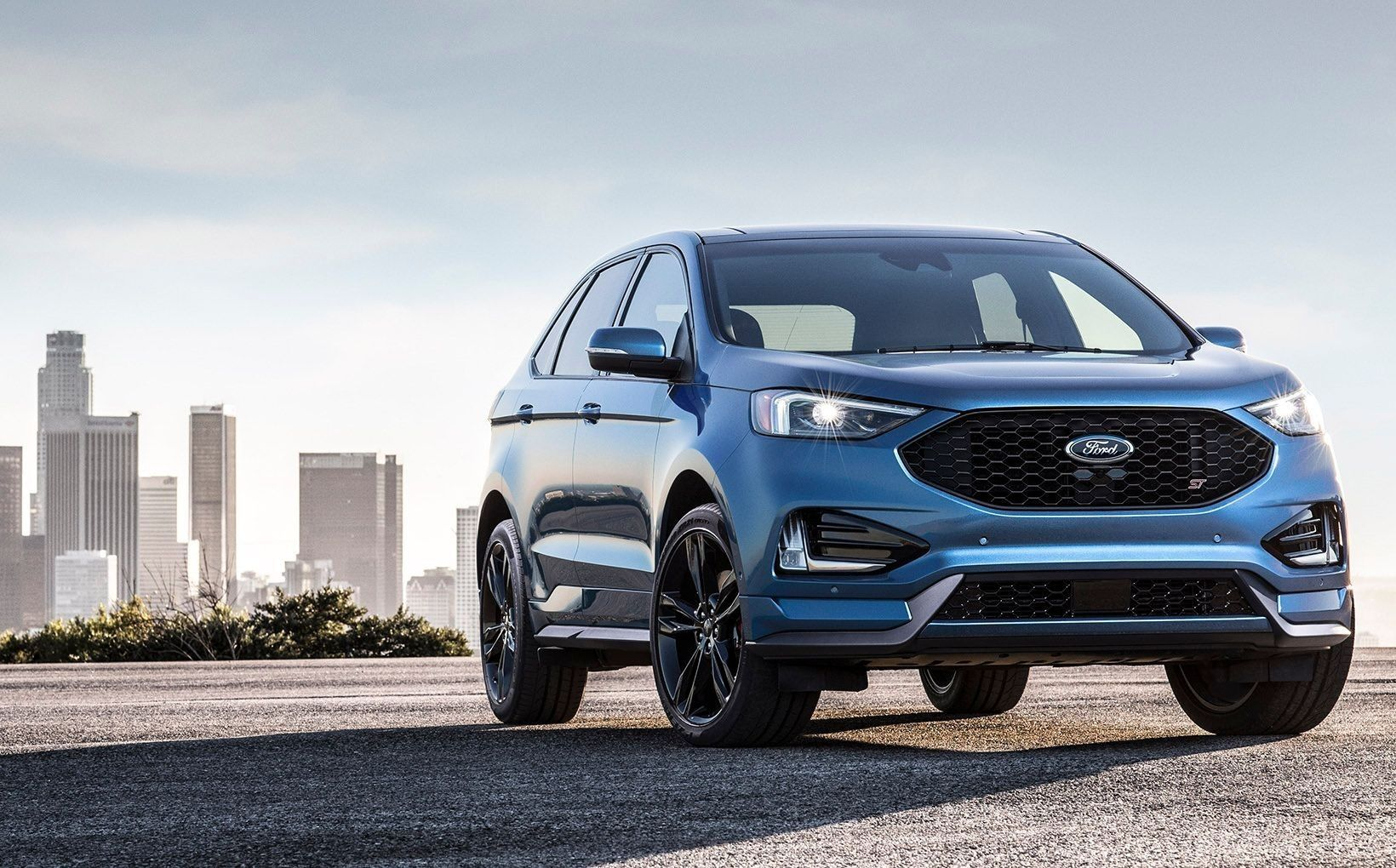 2019 Ford Territory Picture Ford Edge Suv Cars Ford Edge Sport
